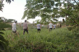 Plantacion Dia de la Tierra