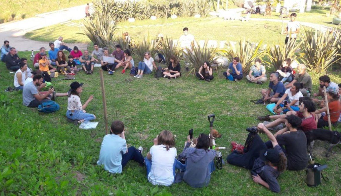 Plantación Plaza Retén 26/09